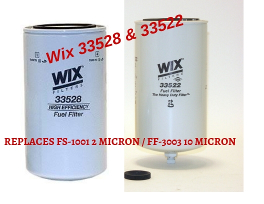 [DIAGRAM_4PO]  WIX Fass Fuel System Replacement Filters for Powerstroke, Cummins, Duramax  Diesel - Cody the Car Guy | Fass Fuel Filters |  | Cody the CAR Guy